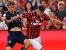 Milan, Theo Hernandez è fiducioso. Goal