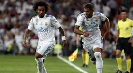Les huit joueurs que le Real Madrid va récupérer ce 30 juin. AFP