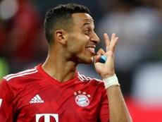 Thiago Alcantara FC Bayern. Goal