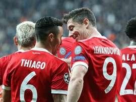 Le Bayern s'offre les quarts. Goal