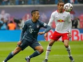 Le Bayern fait match nul et jouera le titre lors de la dernière journée. Goal