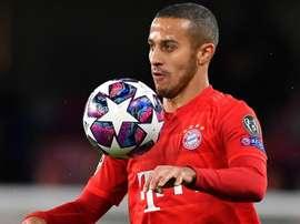 Filho de Mazinho deve deixar Bayern. EFE