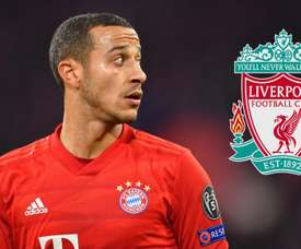 Como Thiago Alcântara pode se encaixar no Liverpool? EFE