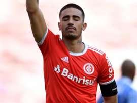 Galhardo vence desconfiança no Inter e ameaça até D'Ale. EFE