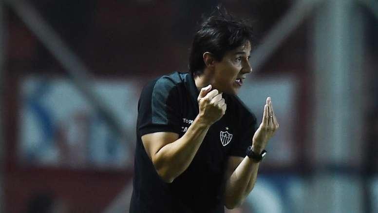 Jogadores e técnico do Galo detonam arbitragem após derrota para o Vasco