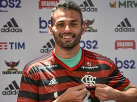 Thiago Maia chega ao Flamengo como sombra para Arão em vaga carente no elenco. Goal