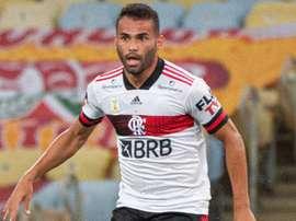Fla tem dez jogadores do profissional para pegar o Palmeiras. EFE