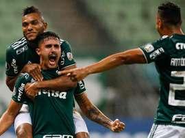 Palmeiras 2 x 0 A. Lima: Verdão vence com tranquilidade e mantém 100% na Libertadores
