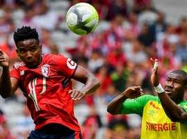Thiago Mendes sera absent un mois à Lille. Goal