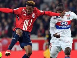 Lyon peut s'en vouloir. Goal