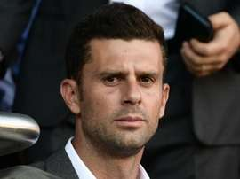 Thiago Motta is close to becoming the new Genoa manager. GOAL