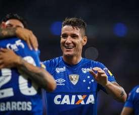 Thiago Neves provou os paulistas. Goal