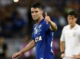 Thiago Neves fala sobre afastamento do Cruzeiro