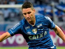 Thiago Neves Cruzeiro Fluminense Brasileirao Serie A. Goal