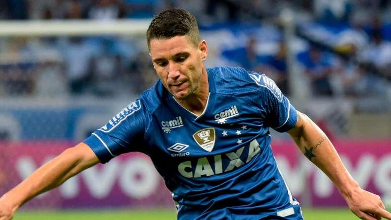 Thiago Neves valoriza empate, mas diz que Cruzeiro precisa vencer em casa. Goal