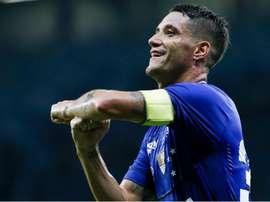 Com Rogério Ceni, Thiago Neves decidiu como não vinha fazendo no Cruzeiro. Goal
