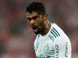 O jogador do Palmeiras se pronunciou sobre a partida. Goal