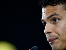 PSG, Thiago Silva de retour contre Bruges. AFP