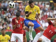 Thiago Silva volta a ser o capitão da Seleção Brasileira. Goal