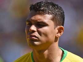 Thiago Silva mandou mensagem aos australianos. Goal