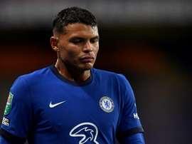 Frank Lampard déjà sous le charme de Thiago Silva. goal