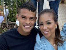 La femme de Thiago Silva se confie sur sa nouvelle vie. Goal
