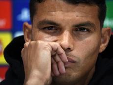 Salário decidirá futuro de Thiago Silva. EFE