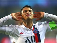 PSG estuda não renovar o contrato de Thiago Silva. GOAL
