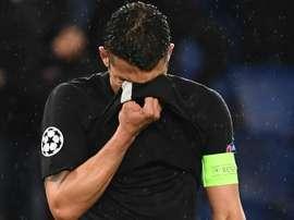 Thiago Silva pourrait manquer la finale de la Coupe de France