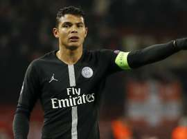 I don't want to be an embarrassment – Thiago Silva outlines retirement plans.