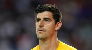 Courtois attributes criticism to being one of world's best goalkeepers