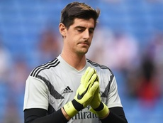 Courtois has undergone criticism since joining Real Madrid. GOAL