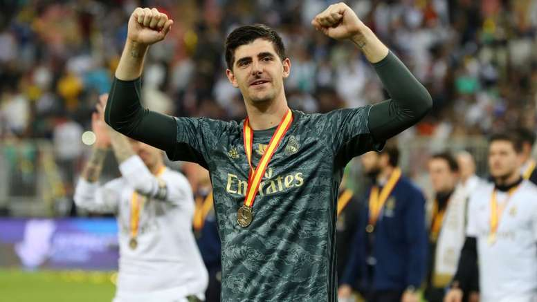 Courtois reveals penalty research