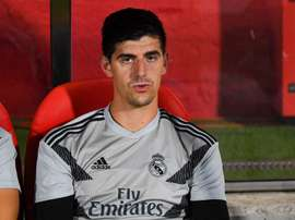 Courtois: Simeone criticises Real Madrid to boost popularity.