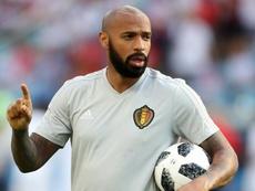 Henry pourrait être le prochain entraîneur des Girondins. Goal