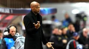 Henry veut redresser le tir en Ligue 1. Goal