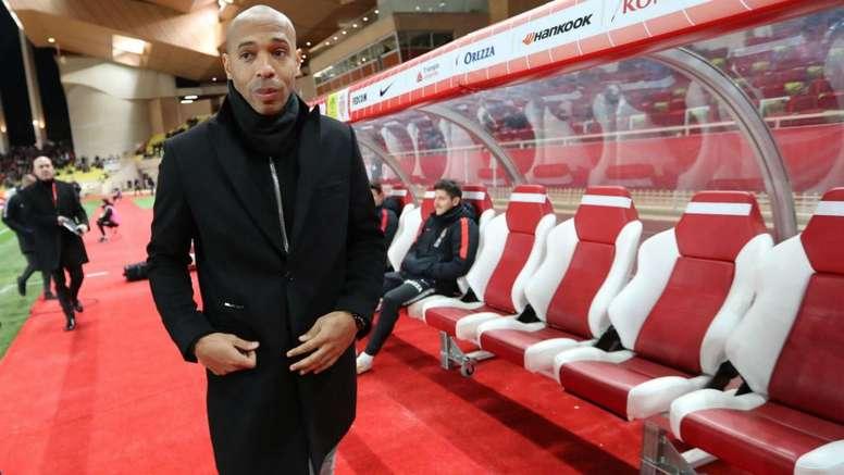Jeune, Thierry Henry supportait l'Olympique de Marseille. Goal