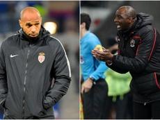 Henry, Vieira on Arsenal reunion
