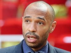 La conférence de presse de Thierry Henry. Goal