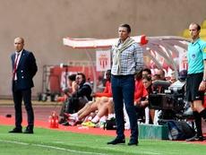 Thierry Laurey a eu une pensée pour Leonardo Jardim. Goal