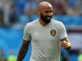 Thierry Henry was previously the assistant manager of Belgium. GOAL