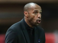 Thierry Henry is yet to record a victory as Monaco boss. GOAL