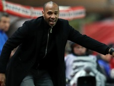 Henry was sacked after only three months in charge of Monaco. GOAL