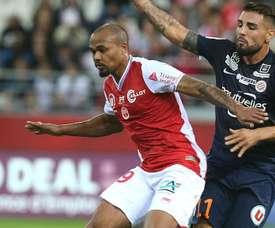 Montpellier gagne trois points à Reims. Goal