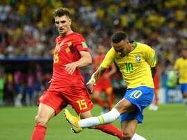 Meunier esperava mais de Neymar. Goal