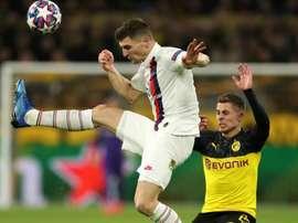 Meunier n'était pas au courant de sa suspension. Goal