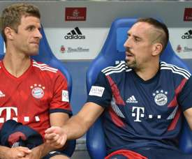 Muller has spoken out in defence of his long term colleague. GOAL