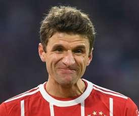 Bayern e Sevilla defrontam-se pelos quartos da Champions. AFP