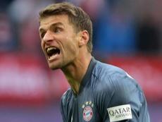Bayern Munich, Kovac s'excuse auprès de Muller. AFP