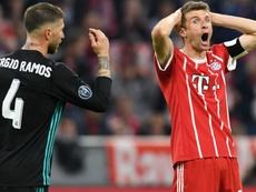 Müller não culpa árbitro por eliminação da Champions. Goal